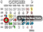 Un calendario y organizador de tareas en tu escritorio