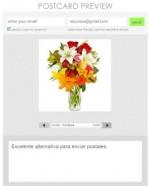 Crea gratis tu postal musical personalizada