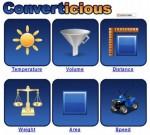 Práctico convertidor de medidas on-line