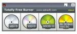 Sencilla herramienta gratuita para grabar CDs y DVDs