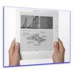 El lector electrónico Kindle, ahora más grande