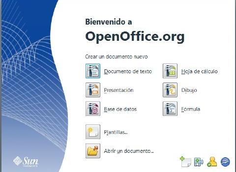 Nuevo OpenOffice portable
