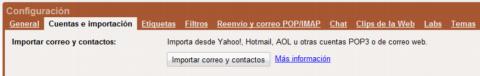 Ahora podrás importar todas tus cuentas y contactos a Gmail