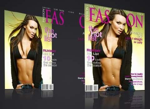 Tu imagen en la tapa de más de 100 revistas