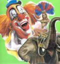 Un circo en problemas