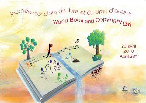 23 de abril – Día Mundial del Libro y del Derecho de Autor