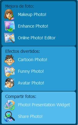 Mejora agrega efectos y comparte tus fotos recursos for Editor de fotos efectos