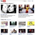 Varias alternativas de entretenimiento en Youtube