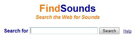 Buscador de sonidos gratuito