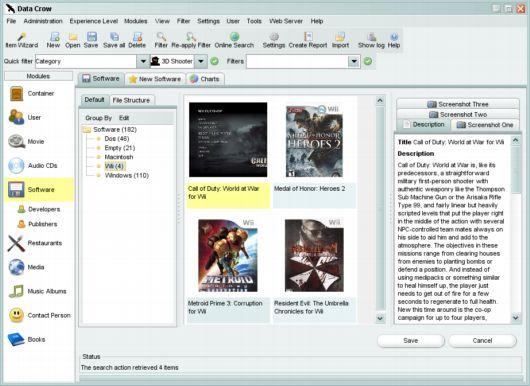 Organizador de archivos gratuito