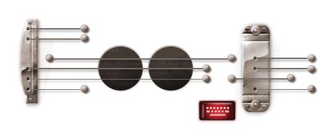 El Doodle Les Paul de Google con URL permanente y otros experimentos