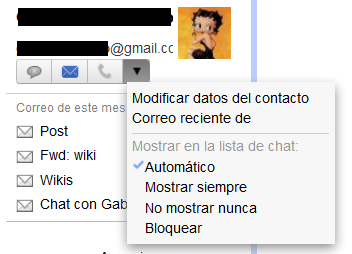 Mejoras de seguridad en Gmail