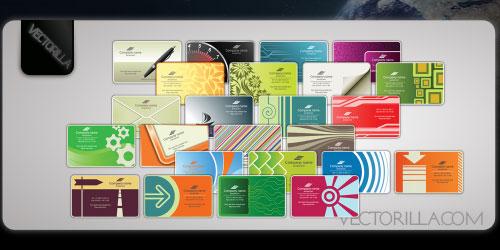Crea tus tarjetas personales con estos diseños
