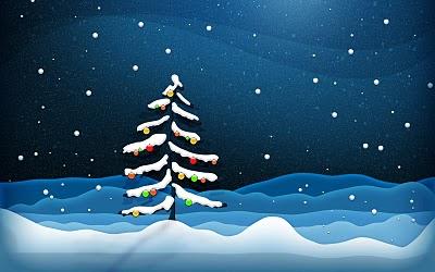 12 fondos de pantalla para la Navidad