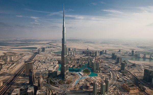 Maravillas arquitectónicas. Burj Khali