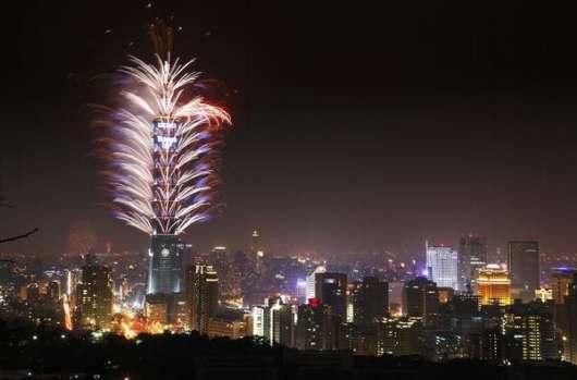 Maravillas arquitectónicas. Taipei 101