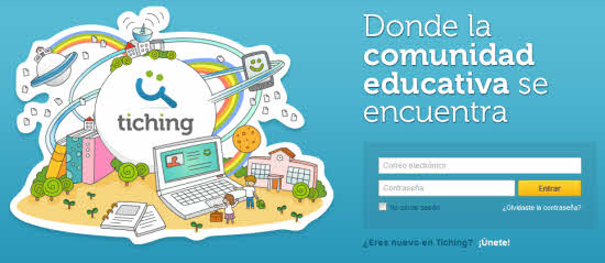 Nuevos contenidos educativos digitales