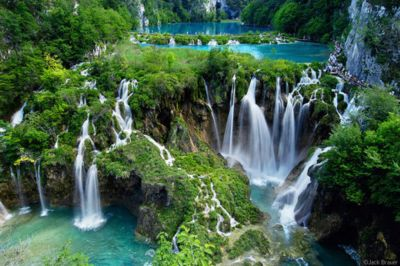 Hermosas fotografías de cascadas