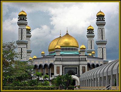 Hermosas fotografías de mezquitas