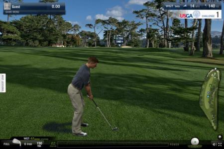 Jugar Golf desde Chrome