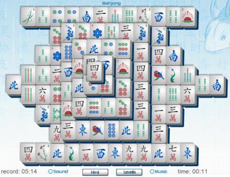 Jugar Mahjong desde Chrome