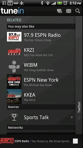 Las radios del mundo en móviles con Android