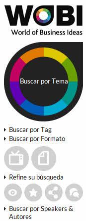 WOBY. Plataforma de videos y artículos de negocios gratis y en español