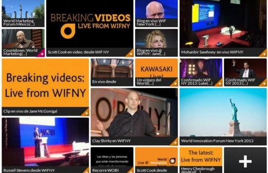 WOBY. Plataforma de videos de negocios gratis y en español