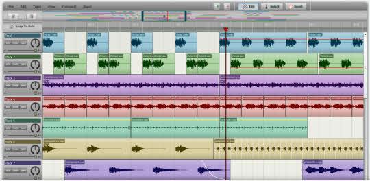Aviary Audio Editor. Impresionante editor profesional de audio gratuito como extensión del navegador Chrome