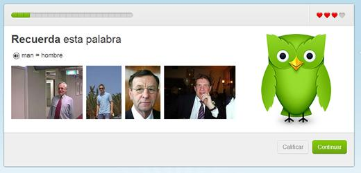 Duolingo. Aprender inglés y otros idiomas gratis traduciendo Internet