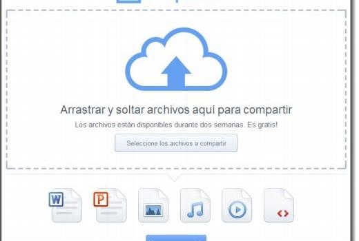 Jumpshare. Compartir archivos en la nube, fácil, rápido y gratis