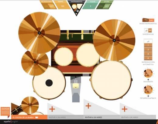JAM. Jugar tocando música desde el navegador Chrome