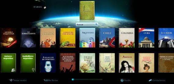 El Libro Total. Biblioteca digital gratuita de libros y audiolibros en español