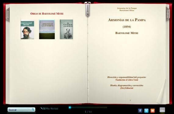 Gran biblioteca digital de libros y audiolibros