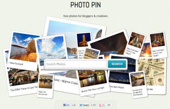 Photopin. Buscador de imágenes Creative Commons dentro de Flickr