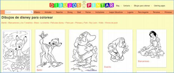 Coloreado de dibujos para incentivar la creatividad en los niños