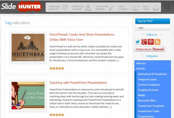 Más plantillas gratuitas para tus presentaciones en PowerPoint
