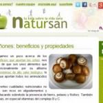 Natursan. Información para una vida y alimentación sanas