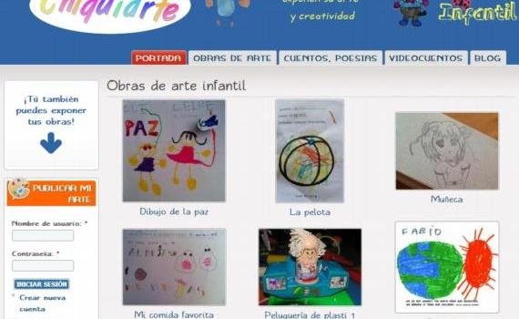 Chiquiarte. Un lugar para el arte y la creatividad de los chicos