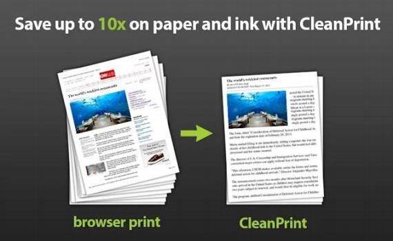 Optimiza el contenido on-line para leer, imprimir, guardar o compartir