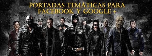 Portadas temáticas para que puedas personalizar Facebook y Google+