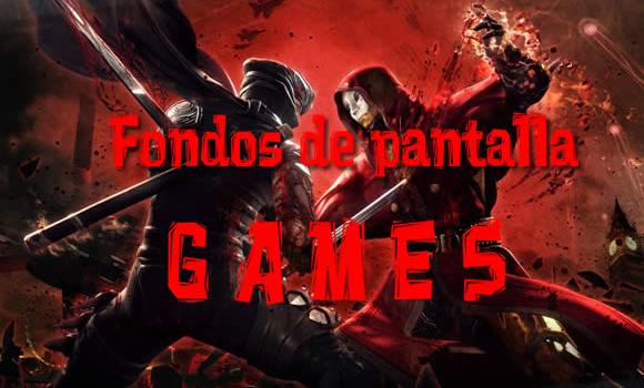 Más de 150 fondos de pantalla de los mejores juegos