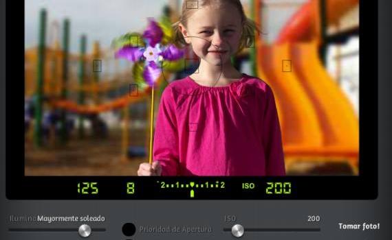 Aprende a sacar excelentes fotos con este simulador de cámara online
