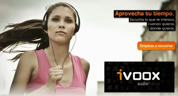 Ivoox, un completo audiokiosco con música, documentales, radios online  y programas, para escuchar en cualquier parte