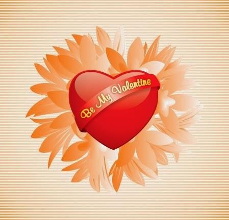 Tarjetas de felicitación para San Valentín