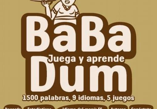 Entretenido juego para aprender vocabulario en varios idiomas