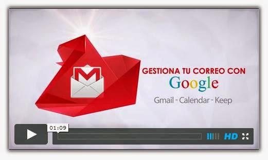 Curso gratuito sobre Gmail avanzado, Calendar y Keep