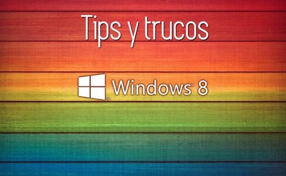134 tips y trucos para Windows 8
