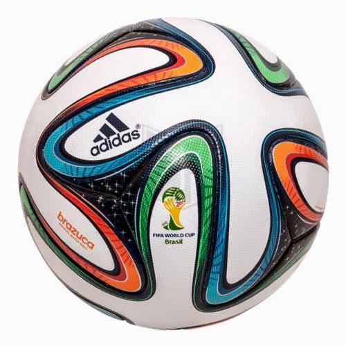Brazuca, pelota oficial Brasil 2014