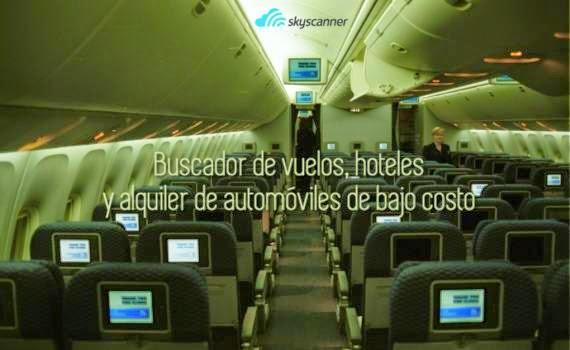 Buscador de vuelos y hoteles de bajo costo